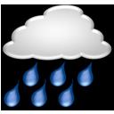 Ploaie usoara