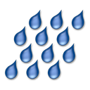 Ploaie puternica