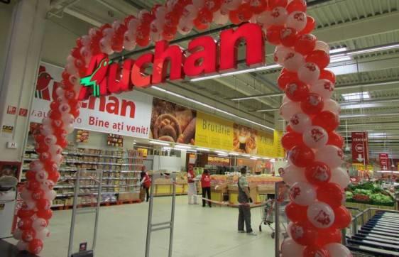 Auchan deschidere Bacau