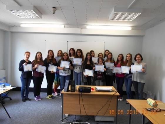 Londra -certificate