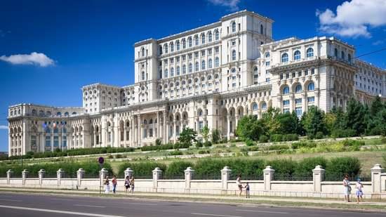 Palatul Parlamentului București