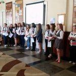 """Eveniment editorial la CV""""V.A."""" """"Ascendium este «vocea» elevilor, a profesorilor și un simbol  al prestigiosului Colegiu Național Vasile Alecsandri"""""""