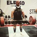 Marius Manda, organizator Cupa Triumf la Powerlifting: iubesc sa promovez sportul de performanta!