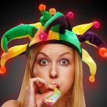 Pălării carnaval – o adevărată bucurie pentru adulți și copii [P]