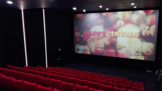 Happy Cinema Hello Shopping Bacau