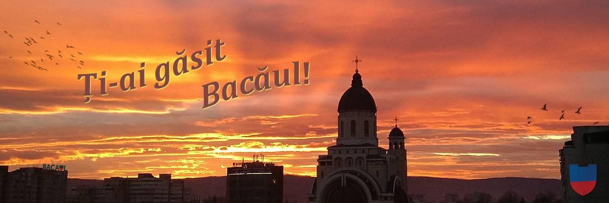 Apus de soare Bacău