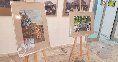 Bacăul în arta tinerilor: promovarea municipiului cu ajutorul artelor vizuale