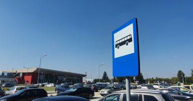 Autobuz direct Aeroport George Enescu – Gara Bacău